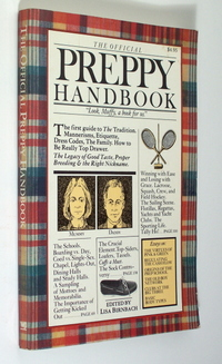 The Official Preppy Handbook - ephemera