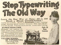 Typewritingschool